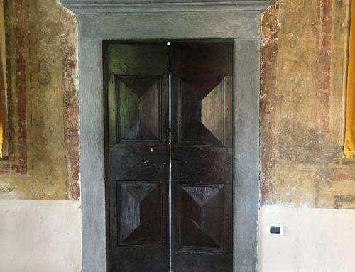 Ancora sui dettagli: le porte e i pavimenti